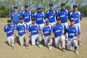 Capital Softbol Campeón